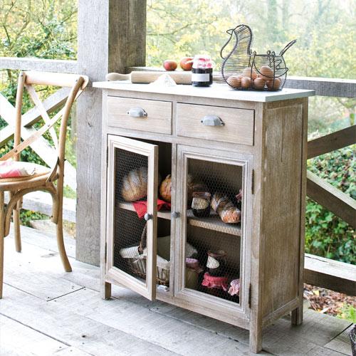 cuisine zinc maison du monde great plan de travail inox u pesons les avantages et les de. Black Bedroom Furniture Sets. Home Design Ideas