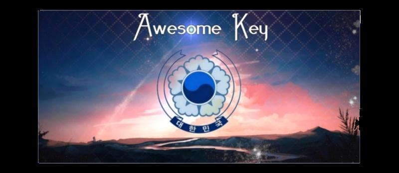 Awesome Key